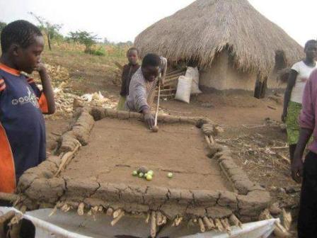تصویر: بازی ثروتمندان به روش فقرا !