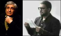 ویدئو: شعر خوانی حامد بهداد در روز درگذشت استاد حمید سمندریان و در سوگ ایشان