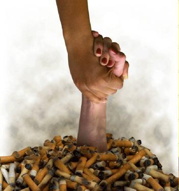 عمر افراد سیگاری