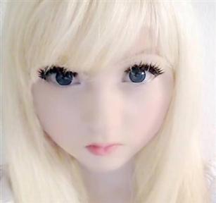 دخترانی که شبیه عروسک هستند +عکس
