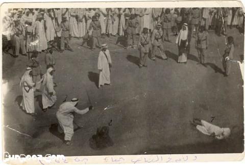 عکس عکس: بریدن سر و قطع دست در عربستان سعودی!
