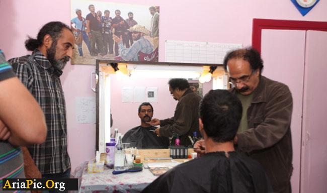 www.ebhamlinks.com | عکس گریم بازیگران فیلم رسوایی ساخته مسعود ده نمکی
