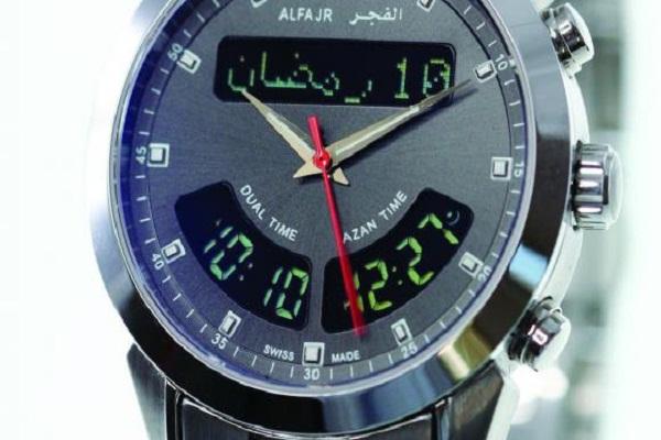 امکانات اسلامی در ساعت سوئیسی