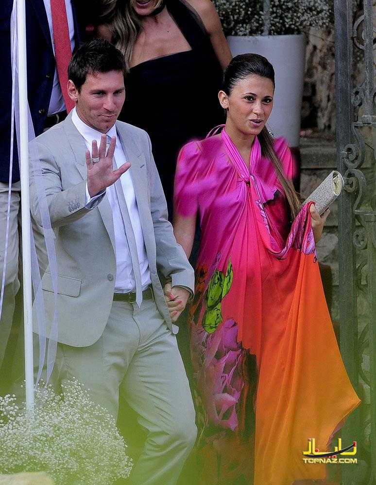 www.ebhamlinks.com | عکسهای عروسی اینیستا بازیکن اسپانیایی