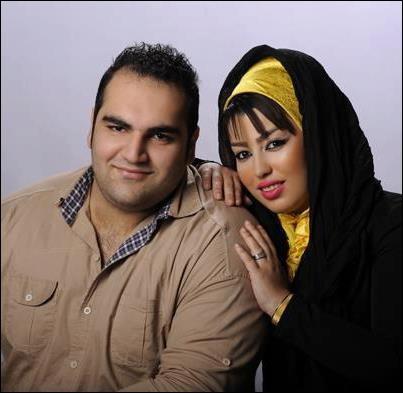 عکس های بهداد سلیمی و همسرش