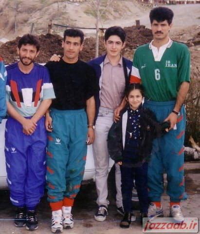 علی دایی، علیرضا منصوریان و قلعهنویی-www.jazzaab.ir