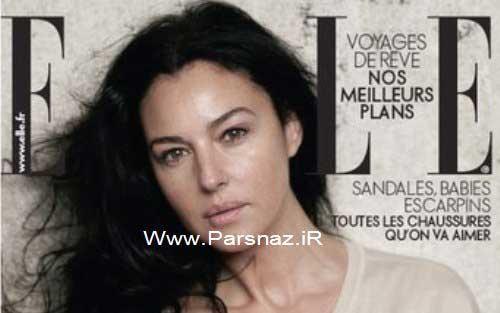 www.parsnaz.ir - تصاویری از زیباترین بازیگران و خواننده های جهان بدون آرایش