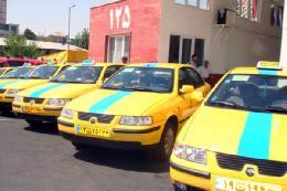 افزایش نرخ کرایه های تاکسی در کرج