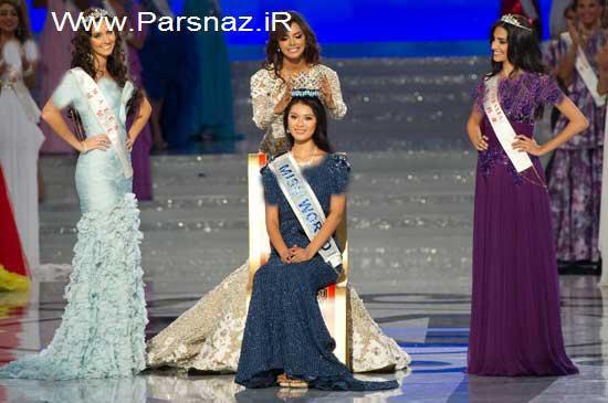 www.parsnaz.ir - بانوی چینی زیباترین دختر شایسته جهان در سال 2012
