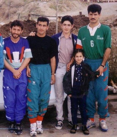 علی دایی و منصوریان و قلعه نویی