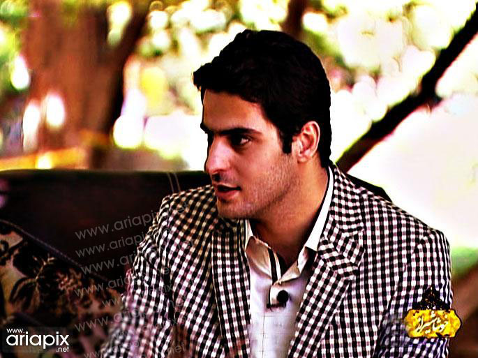 www.ebhamlinks.com | عکسهای الیکا عبدالرزاقی و همسرش امین زندگانی در خوشا شیراز