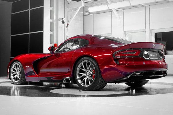 سریعترین خودروهای 2013 6