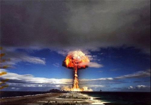 قارچ هسته ای