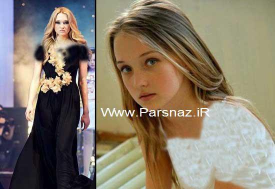 www.parsnaz.ir - عکس هایی از زیباترین دختر شایسته مولداوی در سال 2012