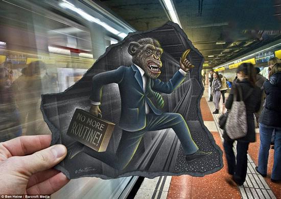 سبک جالب و خلاقانه نقاشی بلژیکی