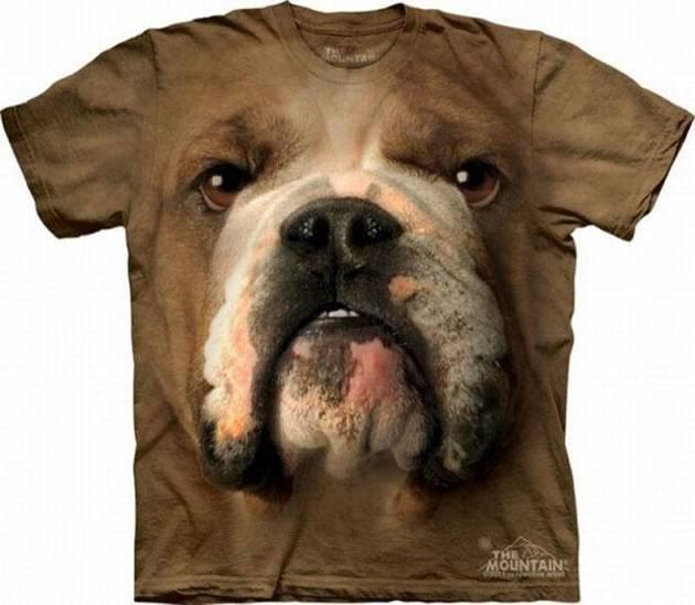 طراحی های جالب روی تی شرت
