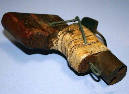 سلاح های دست ساز که با امکانات کم ساخته شده اند