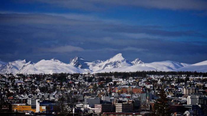 تصاویر دیدنی از کشور نروژ