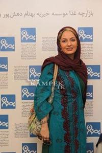 عکس های جدید و کمیاب مهناز افشار