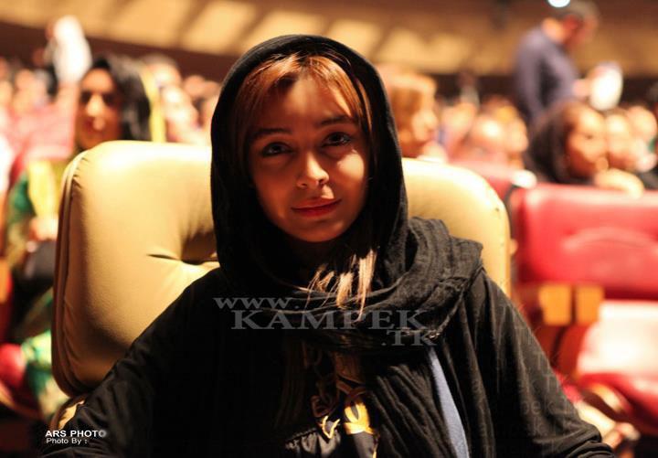 73456885122542513628 عکس های جدید ساره بیات در کنسرت رضا یزدانی