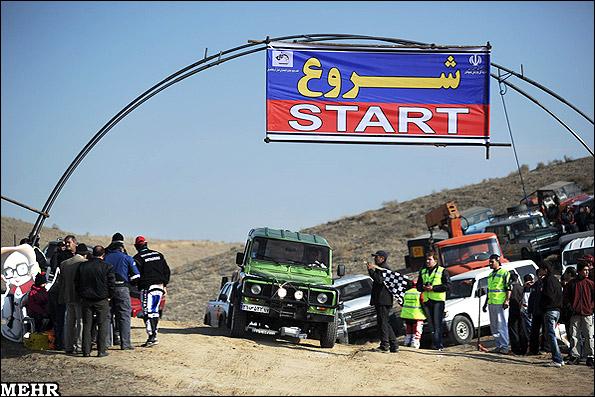 741275 orig تصاویر مسابقه اتومبیل رانی با حضور مرد و زن