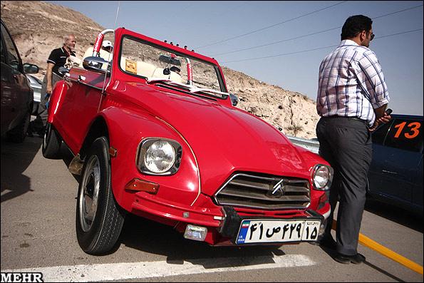 813115 orig تصاویر مسابقه اتومبیل رانی با حضور مرد و زن