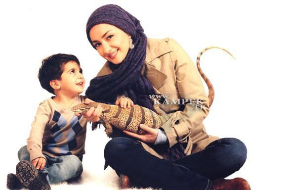 88674115236996582513 عکس های جدید بازیگران زن ایرانی با حیوانات