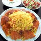 طرز تهیه کته استانبولی
