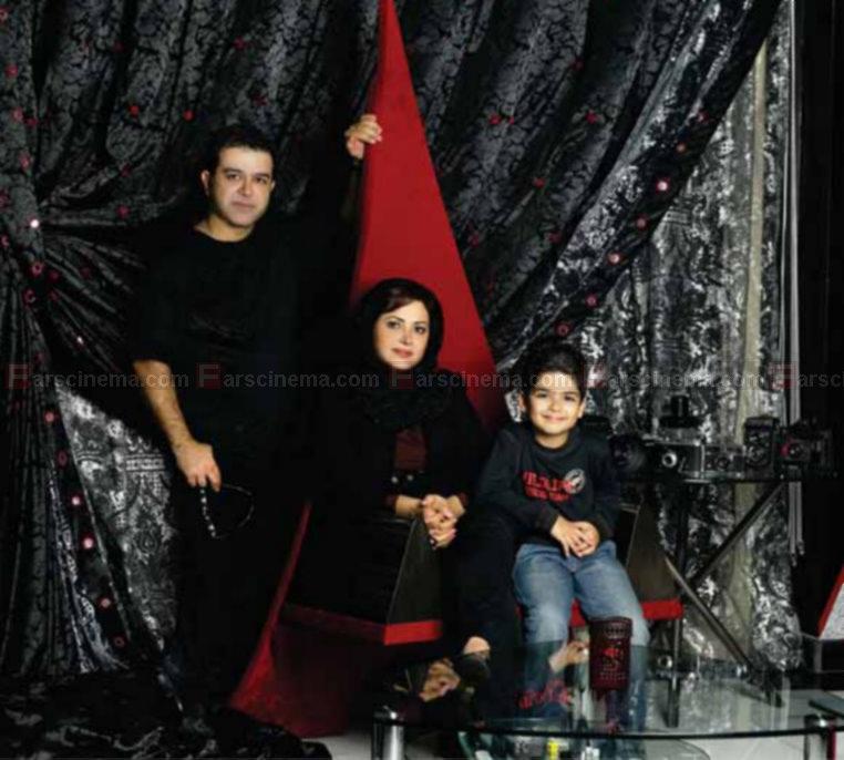 آتلیه خانم بازیگر معروف سینما در دبی+عکس