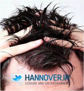 پر پشت کردن موی سر جدیدترین روش