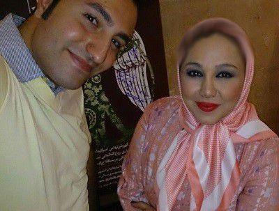 ژست ع برای لباس بختیاری بهنوش بختیـاری و  همسرش را بهتر بشناسید + ع- جديدترين ...