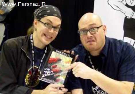www.parsnaz.ir - سازنده فیلم معروف ماتریکس تغییر جنسیت داد + عکس