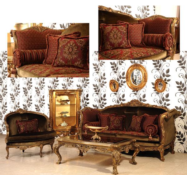 مبلمان کلاسیک و زیبا