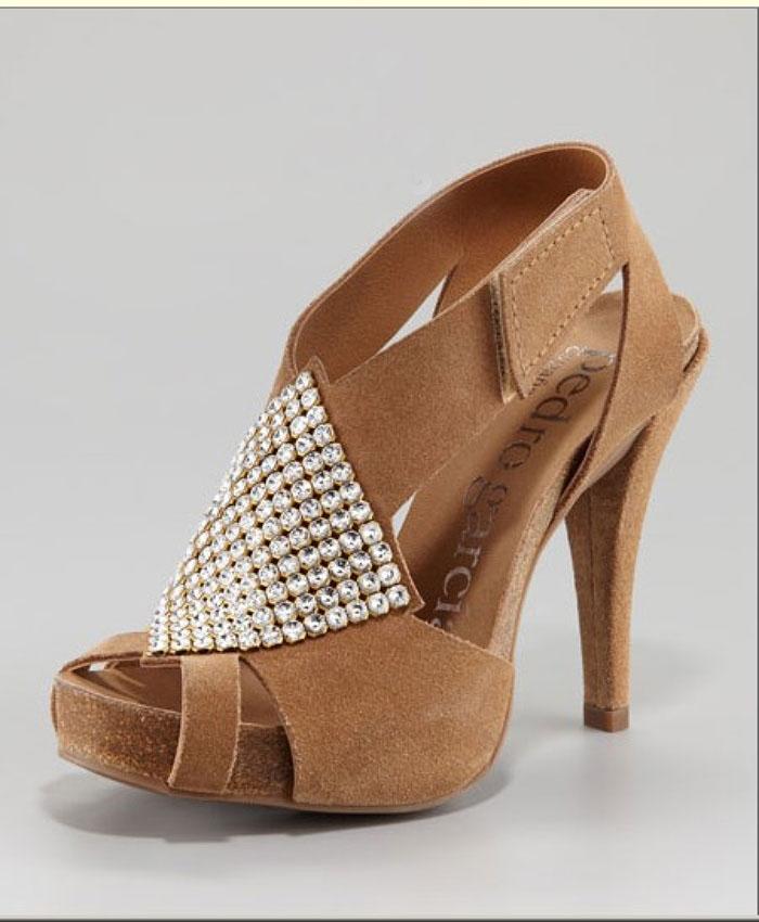 تصاویر زیباترین کفش های پاشنه بلند زنانه