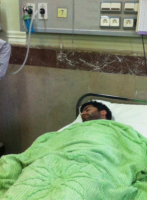06270092380413536720 مجید خراطها به بیمارستان منتقل شد.!!