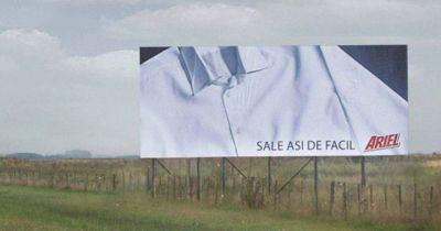 تبلیغات بیلبردی با ایده های ناب