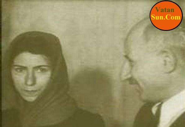 عکس دختر ستارخان سردار ملی !!