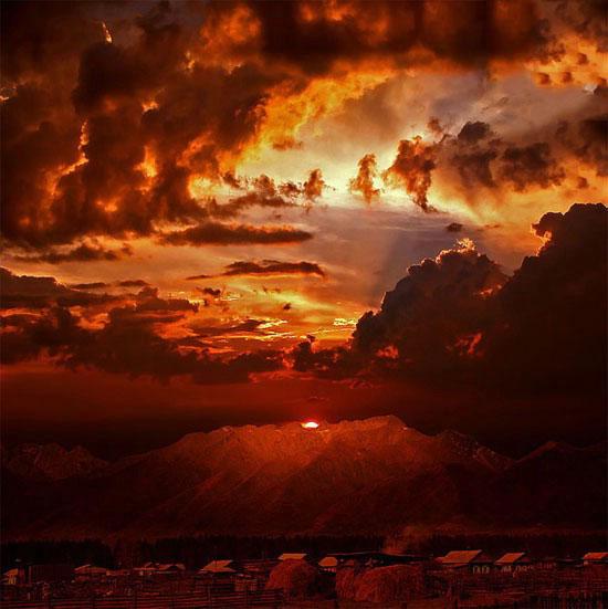 این تصاویر زیبا شما را مسحور می کند!