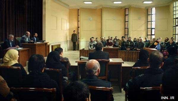 حمید جبلی در دادگاه انقلاب!+عکس