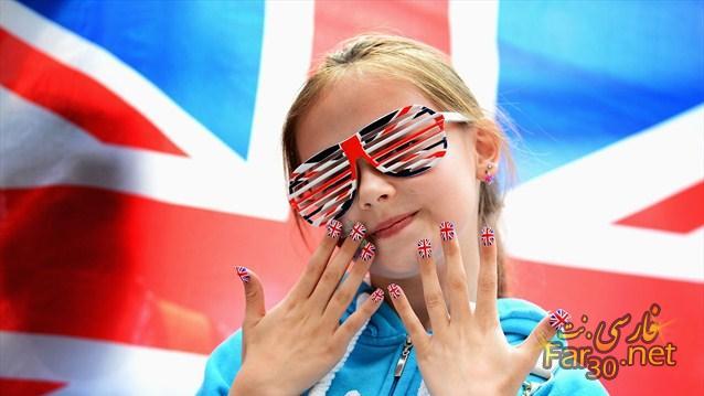 1314537 M012 عکس های طرفداران کشور های مختلف در المپیک