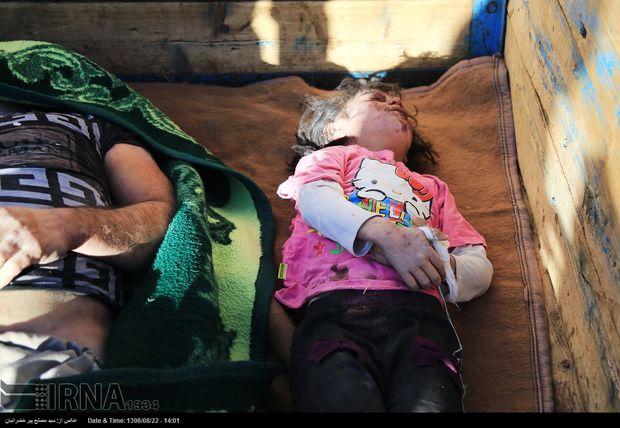 اولین تصویر جانباختگان زلزله کرمانشاه/ تصویر بسیار ناراحت کننده می باشد !