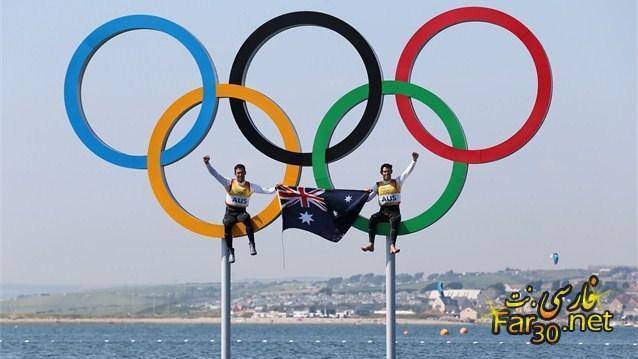 تصاویر منتخب روز ۱۴ ام المپیک لندن + گزارش
