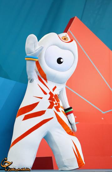 عکس: المپیک لندن و نمادهای فراماسونری