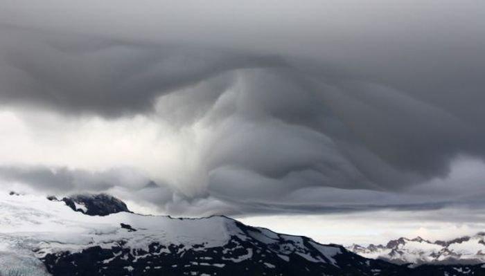 تصاویر شگفت انگیز و زیبا از ابرها