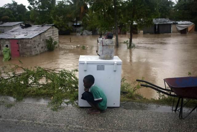 عکس هایی از طوفان استوایی آیزاک در فلوریدا