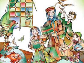 کودکان با قصص قرآنی ارتباط بیشتری برقرار میکنند