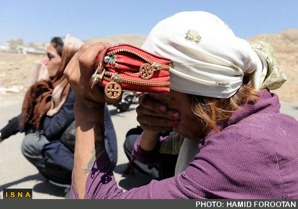 235068 126 دستگیری 200 معتاد و خردهفروش در فرحزاد/عکس.