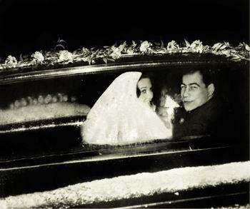 عکسی از عروسی جهان پهلوان تختی