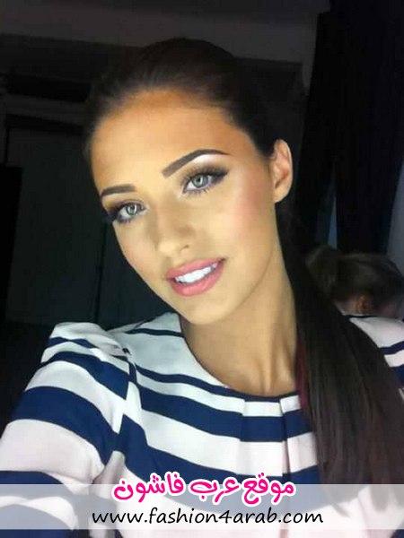 مدل آرایش عربی تابستان ۲۰۱۲