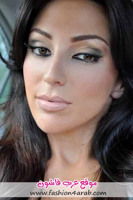 www.ebhamlinks.com | مدل آرایش عربی تابستان 2012
